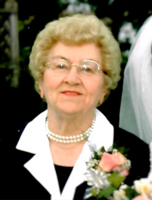 Picture of Evelyn Lucille Bruce