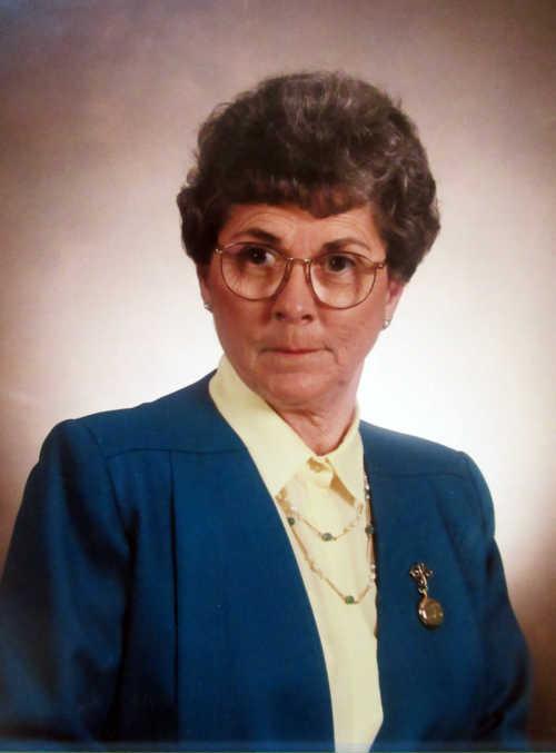 Picture of Gertrude Regina (Jean) MacDonald